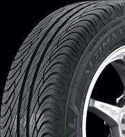 175/65R/14 General Altimax RT on 4x100 steel rims