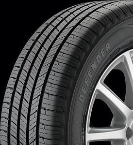 Set of four Michelin Defender All Season 185/65R14
