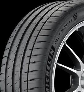 Michelin Pilot Sport 4S Summer Tires- $70 Rebate-Financing Avail