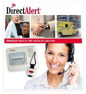 DIRECT ALERT PERSONAL EMERGENCE  SYSTEM