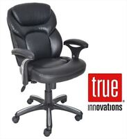 Leather Task Chair !!! BRAND NEW !!!