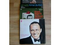 """Frank Sinatra """"His Greatest Years"""" 3 LP Album Set Plus 3 Other LPs £18.00 ono"""