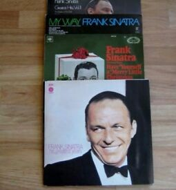 "Frank Sinatra ""His Greatest Years"" 3 LP Album Set Plus 3 Other LPs OFFERS WELCOME"