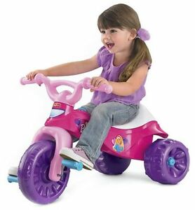 Barbie Tough Trike by Fisher-Price. For Ages 2-5