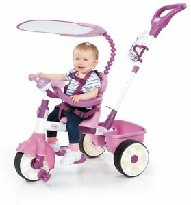 Little Tikes 4-in-1 Trike, Pink (like new)
