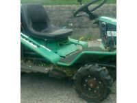 Garden services. Grass cutting, hedge trimming, horticultural machinery repairs