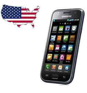 Samsung Galaxy S II GT-I9100 - 16GB - Noble black (Unlocked) Smartphone...