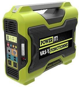 Power It Battery Generator 500W $289.99