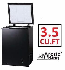 NEW ARCTIC KING CHEST FREEZER   3.5 CU. FT. - BLACK - HOME KITCHEN FREEZER APPLIANCE  84549230