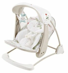 FOR SALE - Fisher-Price Take-Along Swing & Seat