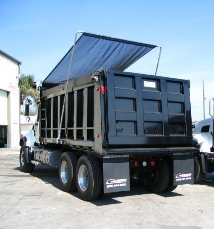 Dump truck kit ebay for Dump truck electric tarp motors