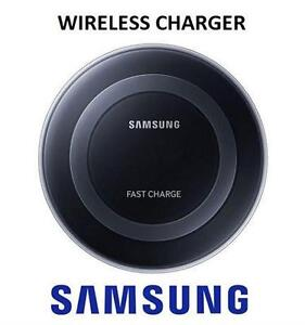 SAMSUNG WIRELESS CHARGER - BLACK