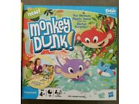 Monkey Dunk Game / Toy