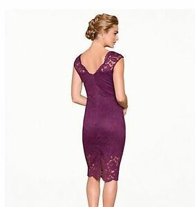 Lace Cocktail Evening Dress size 12