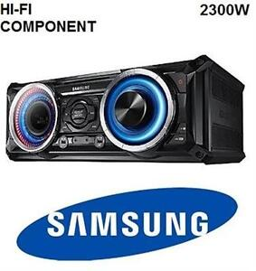 SAMSUNG MX-FS8000 HI-FI COMPONENT AMPLIFIER