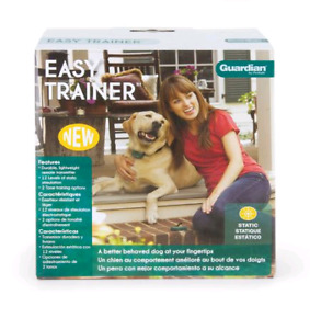 Guardian Easy Trainer Dog Training Collar