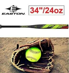 NEW EASTON 34 SOFTBALL BAT 26oz SP19FF2B 242403323 FIRE FLEX 2 BALANCED USSSA BASEBALL BAT