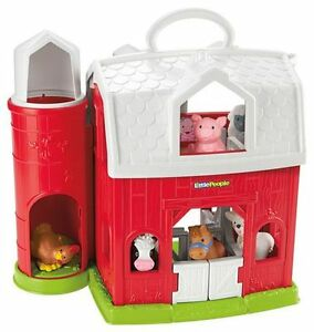 Fisher-Price Little People Animal Friends Farm Playset Cambridge Kitchener Area image 2