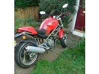Ducati monstrr m600