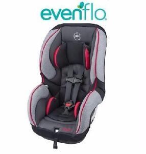 NEW EVENFLO TITAN 65 CAR SEAT   TITAN 65 CONVERTIBLE CAR SEAT BABY TRAVEL CONVERTIBLE GEAR CARRIER 98226019
