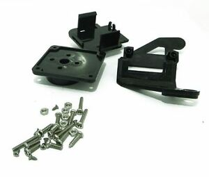 SG90 2D (Tilt/Pan) Servo Mount Bracket for Arduino Robots - NEW