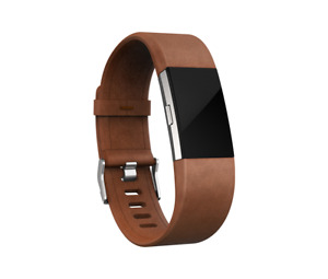 Leather Band for Fitbit Charge 2
