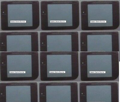 50 Lot 25 Play It Loud Screens & 25 Gray Battery Covers F...