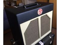 65 Amps London Pro. 2 channels Vox Ac15 Marshall 1974x fender reverb Mesa boogie