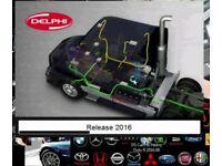 delphi 2016 new software cars trucks