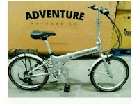 Town & Country Folding Bike Brand new In Box
