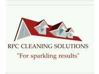 All aspects of cleaning. End of tenancy cleans