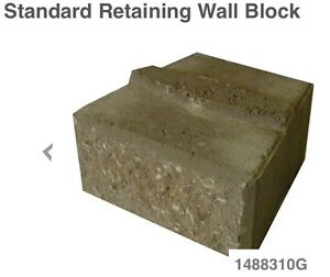 Looking for retaining wall blocks