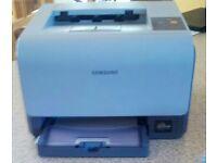 Samsung colour laser jet printer
