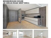 2 BED LUXURIOUS APARTMENT BATERSEA SW11