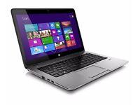 "**Hi-Spec** HP EliteBook 840 14"" Laptop Notebook i7 2.6ghz, 8gb Memory, 500gb hard drive - High Spec"