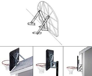 Brand New Lifetime Basketball Accessories 9594 Fixed-Height Mounting Bracket