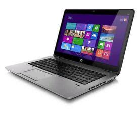 """HP ELITEBOOK 840 G1 i7 4600U 2.7GHz 14"""" 256GB SSD 8GB WIN 10, Office"""