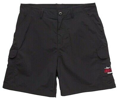 NWT OHO Old Harbor Outfitters Red Shark Fishing Boardshorts Size 40 Retail $59