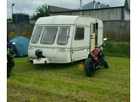 Caravan rent/hire 2/3 Birth -- Site delivery avaliable
