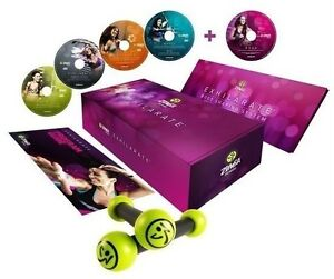 (((OFFICIAL))) ZUMBA® FITNESS EXHILARATE™ 4 DVD SET WITH BONUS