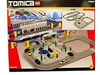Tomica train set