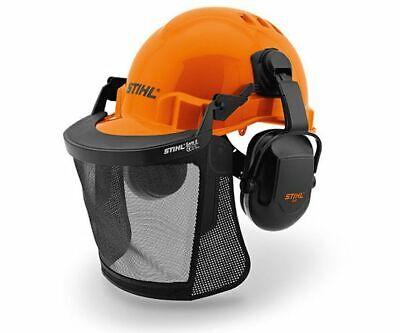 NEW STURDY AND LIGHT Stihl Function Basic ground Protective helmet set