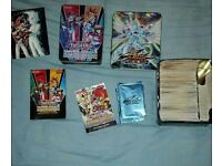 Yugioh card colection