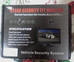 """Security 4.3"""" TFT Monitor"""