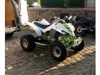 Yamaha Raptor 350 Road Legal Quad,blaster,quadzilla,ltz, warrior,banshee,registered