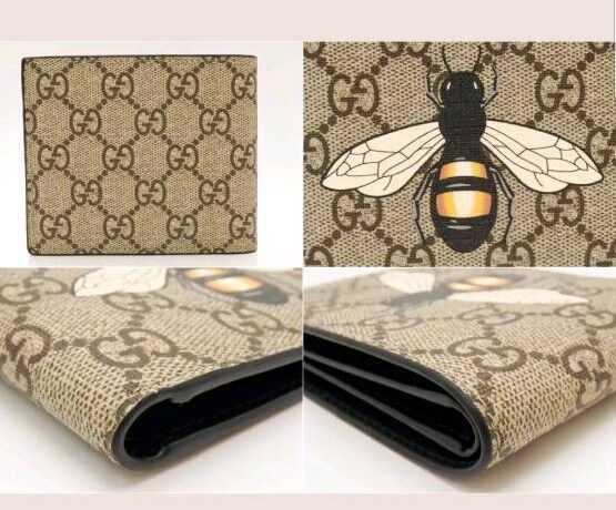 d548a6681f2 Gucci bee wallet | in Glasgow City Centre, Glasgow | Gumtree