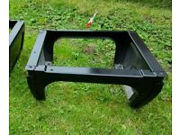 Vw Volkswagen Transporter T4 Caravelle Camper Seat Base like new