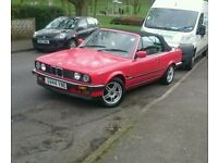 Bmw e30 320 77k Open to offer