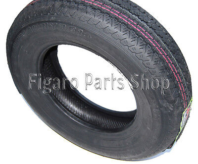 Nissan Figaro Tyres 4 x 1657012 HiFly   New