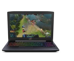 Laptop Gamer 17'' i7-7700HQ 16G 1TB SSHDD GTX1050 4 GB